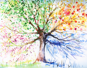 watercolortree
