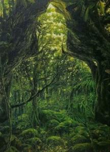 Buddha Forest