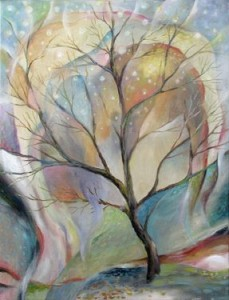 Tree Dreaming Taya Barishev
