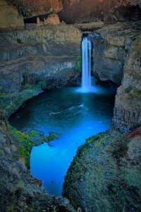 Waterfall, Palouse Waterfall, Washington